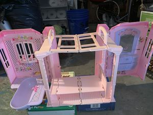 Barbie castle for Sale in Sacramento, CA