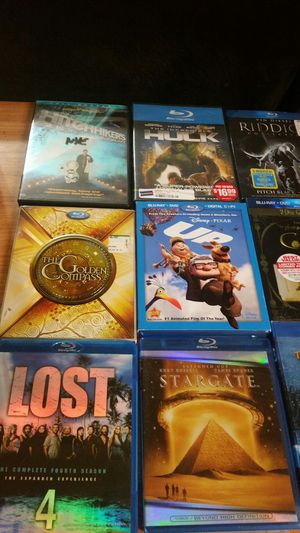 Blu ray collection for Sale in Lakeland, FL