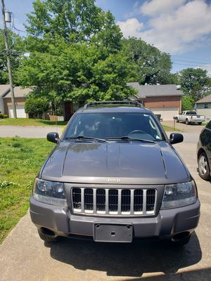 Jeep grand cherokee 04 for Sale in Old Hickory, TN