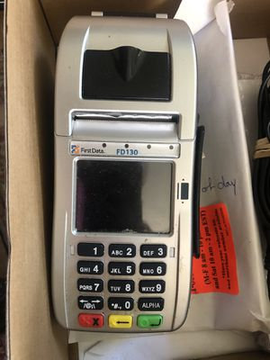 Credit card terminal for Sale in San Diego, CA
