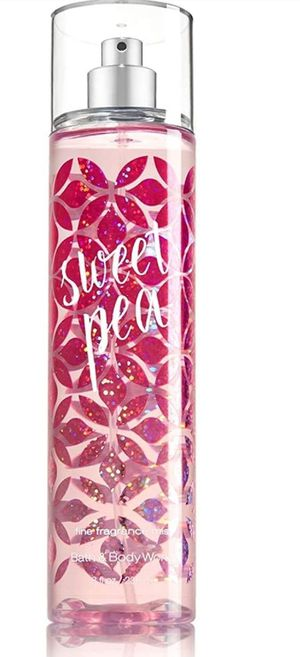Bath And Body Works Sweet Pea Fragrance Mist 8oz for Sale in Brooklyn, NY