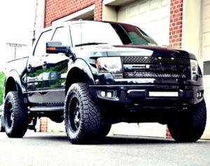 NO ACCIDENTS __'13 F-150 Raptor Ford ☎ for Sale in MI, US