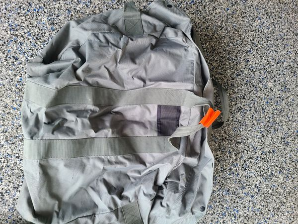 Military bags (3 bags)