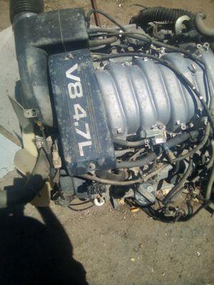 04 tundra motor auto trans for Sale in Orange Cove, CA