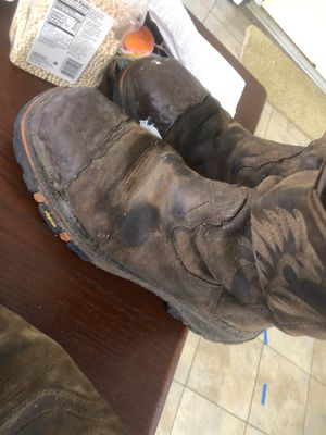 Cody James steel toe slip on boots for Sale in Baxley, GA