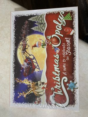 Christmas Opoly Board Game for Sale in Aurora, CO