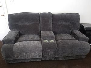 Power Reclining Sofa and Loveseat for Sale in Long Beach, CA