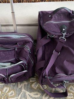 Kipling Rolling Duffel bag Computer Bag for Sale in Boca Raton,  FL