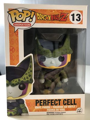 Perfect Cell Funko POP (Dragonball Z) for Sale in Gardena, CA