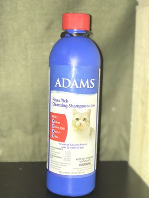 brand new flea and tick shampoo for cats for Sale in Tacoma, WA