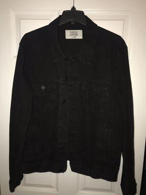Black Denim Jacket for Sale in Centreville, VA