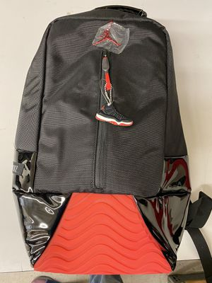 Air Jordan 11 Retro Bred Backpack for Sale in San Jose, CA