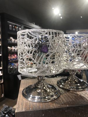 Halloween Spider Web Candle Holder! New! for Sale in El Monte, CA