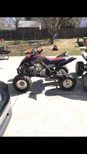 4 wheeler 2014 Yamaha raptor 700 for Sale in Silver Spring, MD