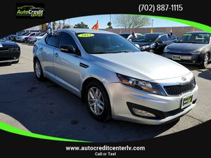 2013 Kia Optima for Sale in Las Vegas, NV