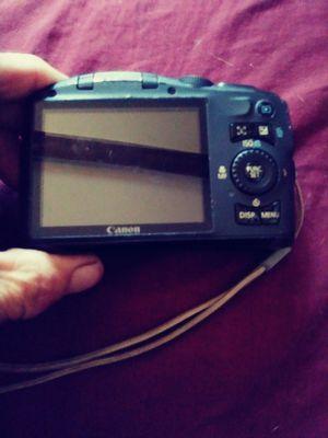 Cannon power shot sx130 he camera for Sale in Abilene, TX