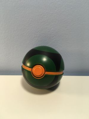 Dusk Ball - Soft Foam Pokeball Pokemon Go Cosplay Toy for Sale in Boca Raton, FL