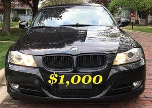 🎁$1,OOO URGENT i selling 2009 BMW 3 Series 335i xDrive AWD 4dr Sedan Runs and drives great beautiful🎁 for Sale in Mesa, AZ
