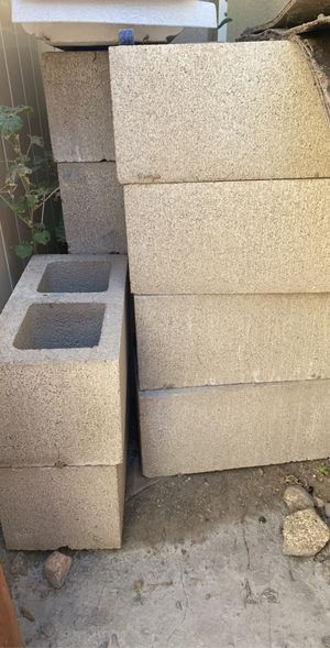 Grey Concrete Blocks for Sale in Highland, CA