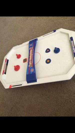 Air Hockey (table top) for Sale in Hillsboro, OR