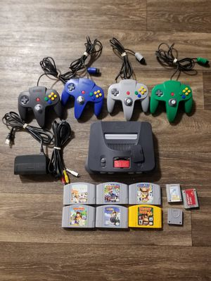 Nintendo 64 for Sale in Tempe, AZ