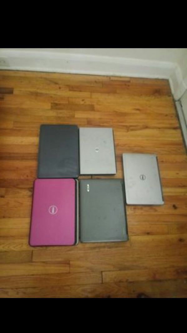 Dell& Hp Laptops