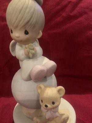 1979 Precious Moments Peace on Earth Angel figurine for Sale in Punta Gorda, FL