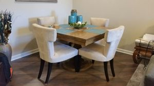 Square Dining Rm table for Sale in Stone Mountain, GA