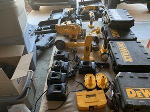 DeWalt power tools for Sale in Henderson, NV