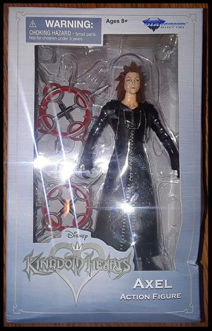 Kingdom hearts action figure for Sale in Vernon, CT