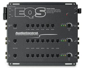 Audiocontrol EQS......concert series...6 ch. Eq. for Sale in Fresno, CA