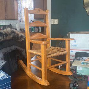 Mini Rocking Chair for Sale in Wayne, NJ