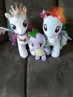 Plush My Little Ponies for Sale in Kirkland,  WA