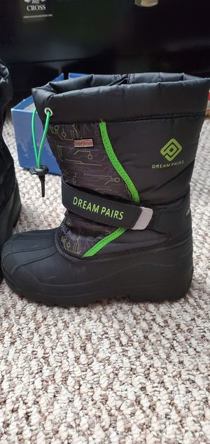 Kids Waterproof Snow Boots for Sale in West Palm Beach, FL