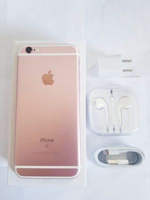 "iPhone 6S ,,Factory UNLOCKED Excellent CONDITION ""as like nEW"" for Sale in Springfield, VA"