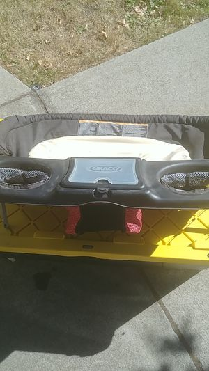 Gracco Pack n Play attachment for Sale in Pleasant Hill, CA