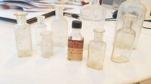 Antique Medicine Bottles for Sale in Long Beach, CA