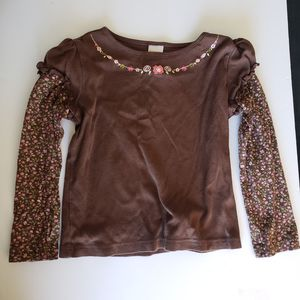 Size 5 girls Gymboree shirt for Sale in Charlotte, NC
