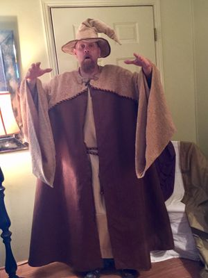 Adult Wizard Halloween Costume (Make an offer) for Sale in Paramount, CA