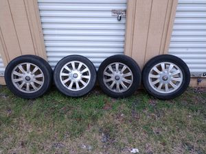 2003 Hyundai Sonata Wheels for Sale in Mechanicsville, VA