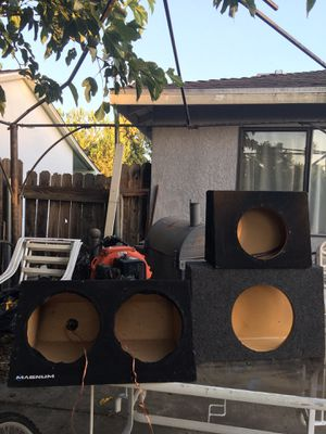 Bass Box car stereo speakers for Sale in West Sacramento, CA