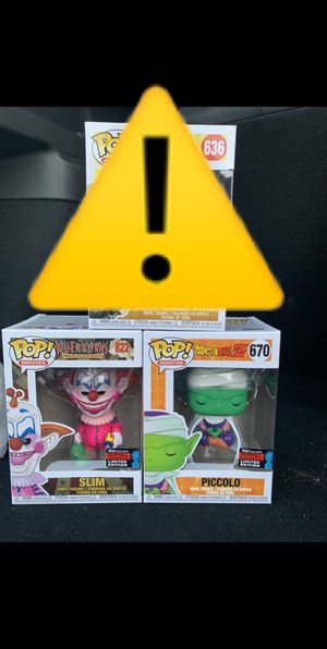 Double Funko Pop for Sale in Los Angeles, CA