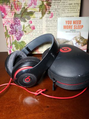 Beats by Dre Studio headphones for Sale in Fridley, MN