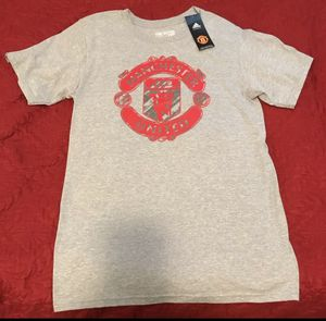 Manchester United tee by Adidas for Sale in Los Angeles, CA