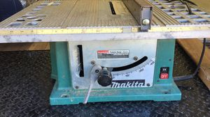 Makita table saw!! for Sale in Portland, OR
