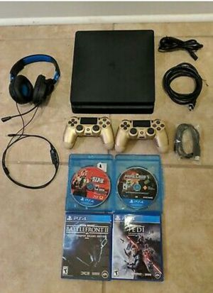 Ps4 for Sale in Thompsonville, MI