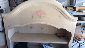 Twin wooden bed for Sale in Campbell, CA