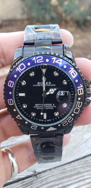 Mens classic high fashion watch for Sale in Las Vegas, NV