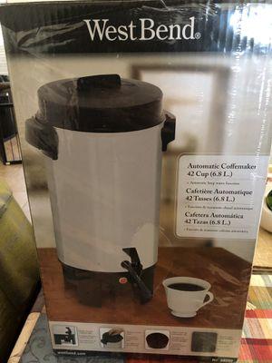 Coffee Maker Dispenser for Sale in Riverside, CA