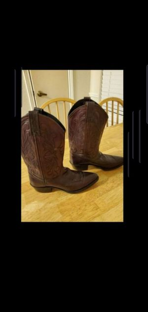 Dan Post womens boots sz 6 excellent condition for Sale in Austin, TX